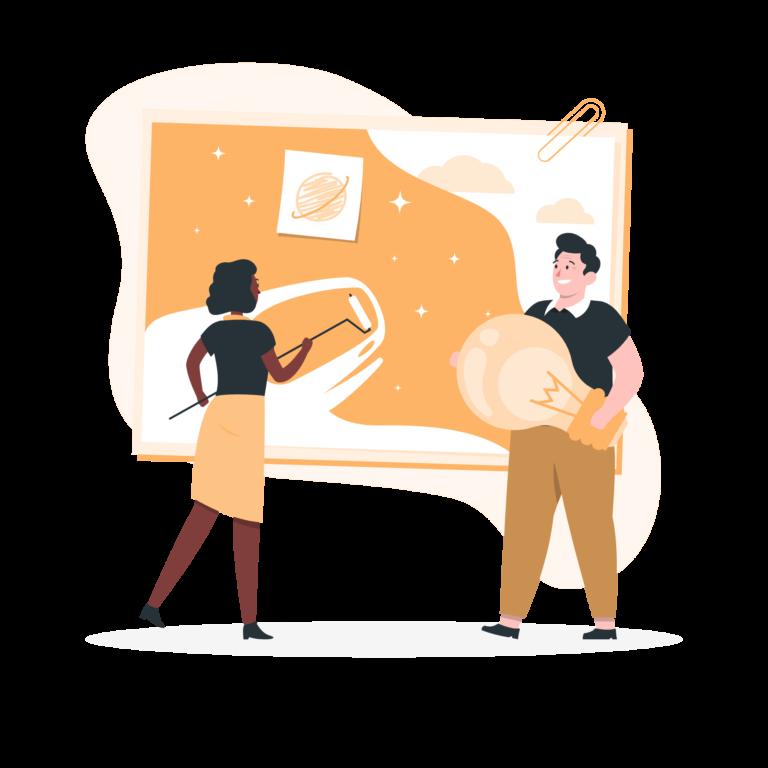Notre atelier pour définir une vision et des valeurs communes dans votre entreprise