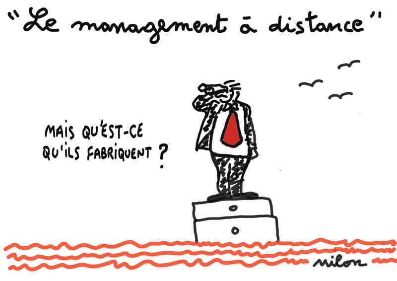 Comment mettre en place le management à distance ?