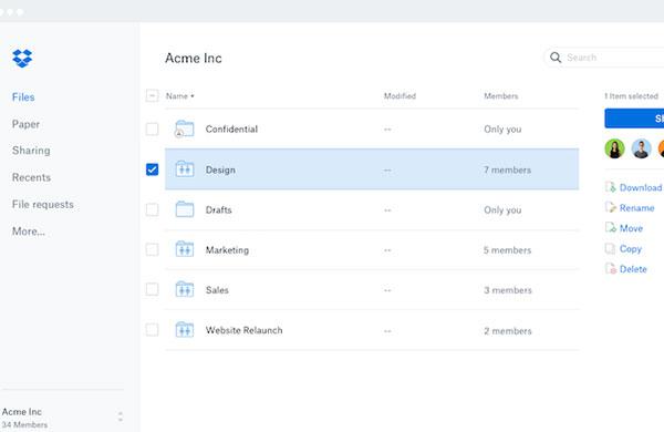 Comment utiliser Dropbox pour organiser ses dossiers professionnels ?