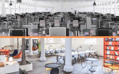 Les défis liés aux nouveaux environnements de travail