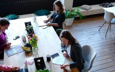 Espaces de travail : un facteur de bien-être et d'innovation