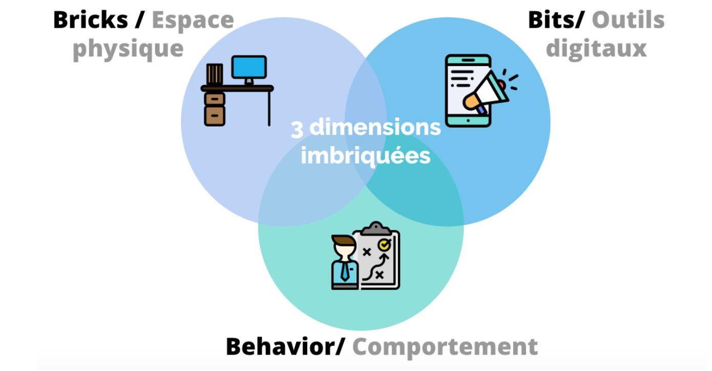 Quelles sont les 3 dimensions des NWOW ?